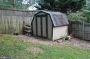 Shed - 7738 TALBOT RUN RD, MOUNT AIRY