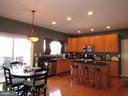 Kitchen with Breakfast Area - 2763 MYRTLEWOOD DR, DUMFRIES