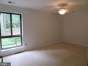 New color in the bedroom - 11220 CHESTNUT GROVE SQ #124, RESTON