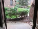 Patio - 11220 CHESTNUT GROVE SQ #124, RESTON