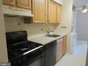 Lots of cabinet space - 11220 CHESTNUT GROVE SQ #124, RESTON