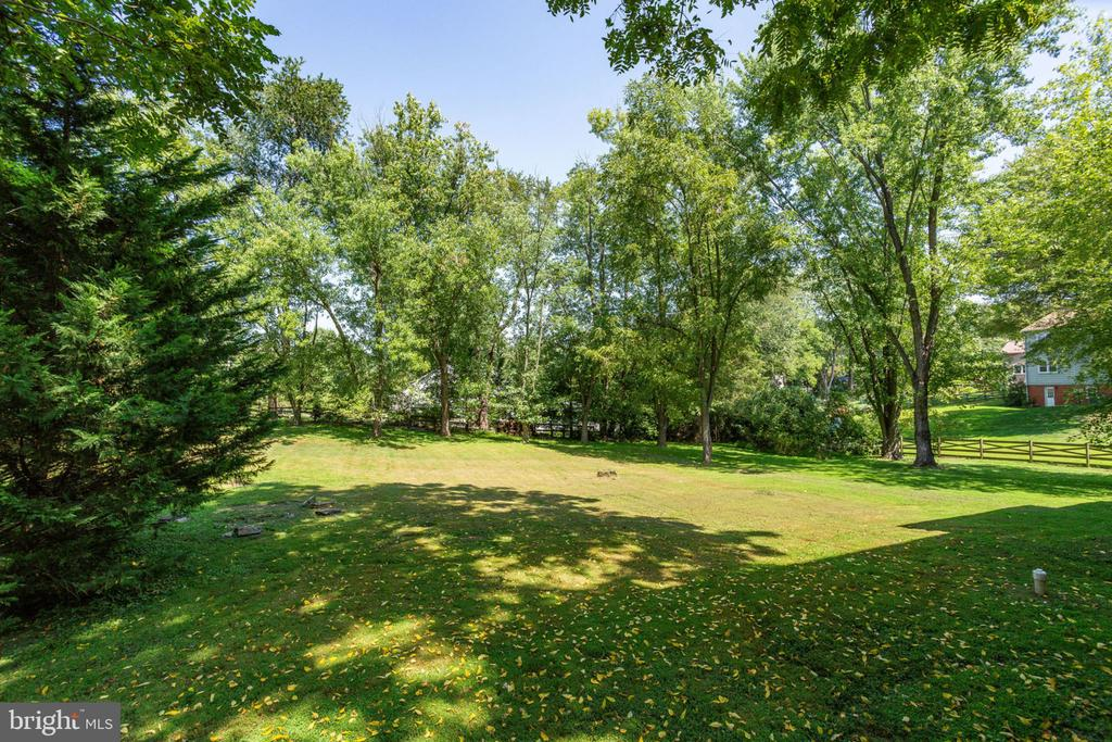 Check out that view! - 1843 HUNTER MILL RD, VIENNA
