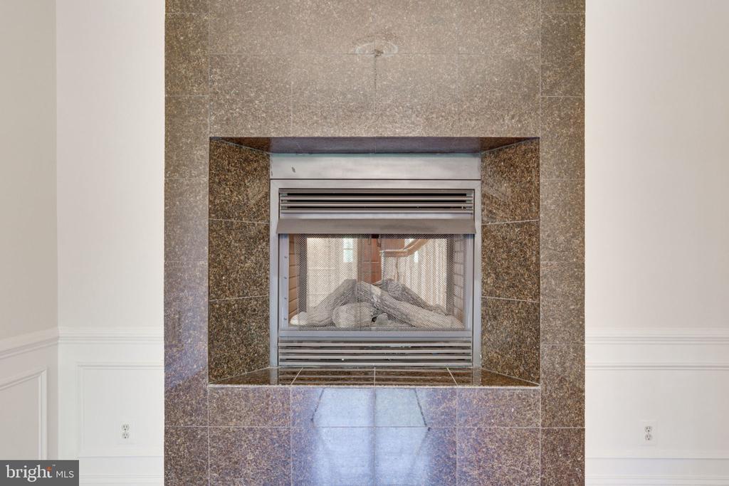 Granite surround - 1843 HUNTER MILL RD, VIENNA