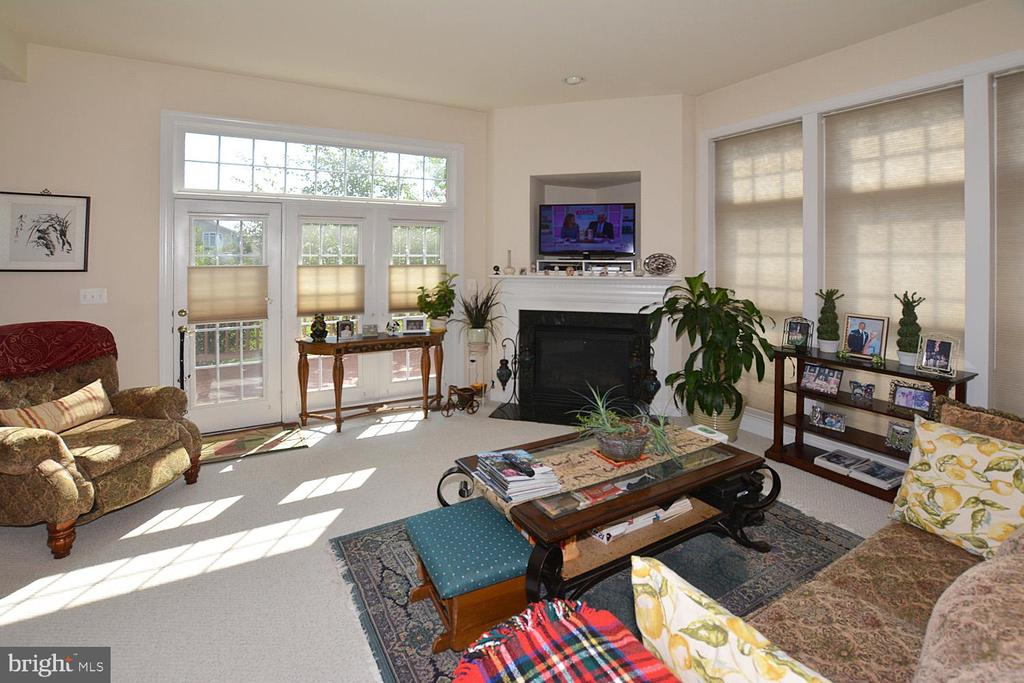 FAMILY ROOM - 19130 CHARTIER DR, LEESBURG