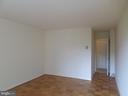 bedroom to hallway - 2939 VAN NESS ST NW #726, WASHINGTON