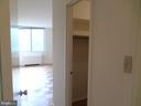 Master-Bedroom & closet - 2939 VAN NESS ST NW #726, WASHINGTON