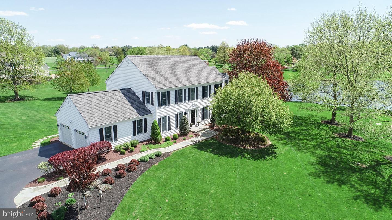 Single Family Homes for Sale at Washington Crossing, Pennsylvania 18977 United States