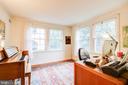 Piano Room/Den/Office - 2812 29TH PL NW, WASHINGTON