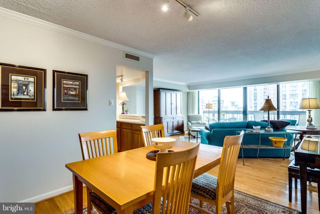 Dining Room - 3800 FAIRFAX DR #704, ARLINGTON