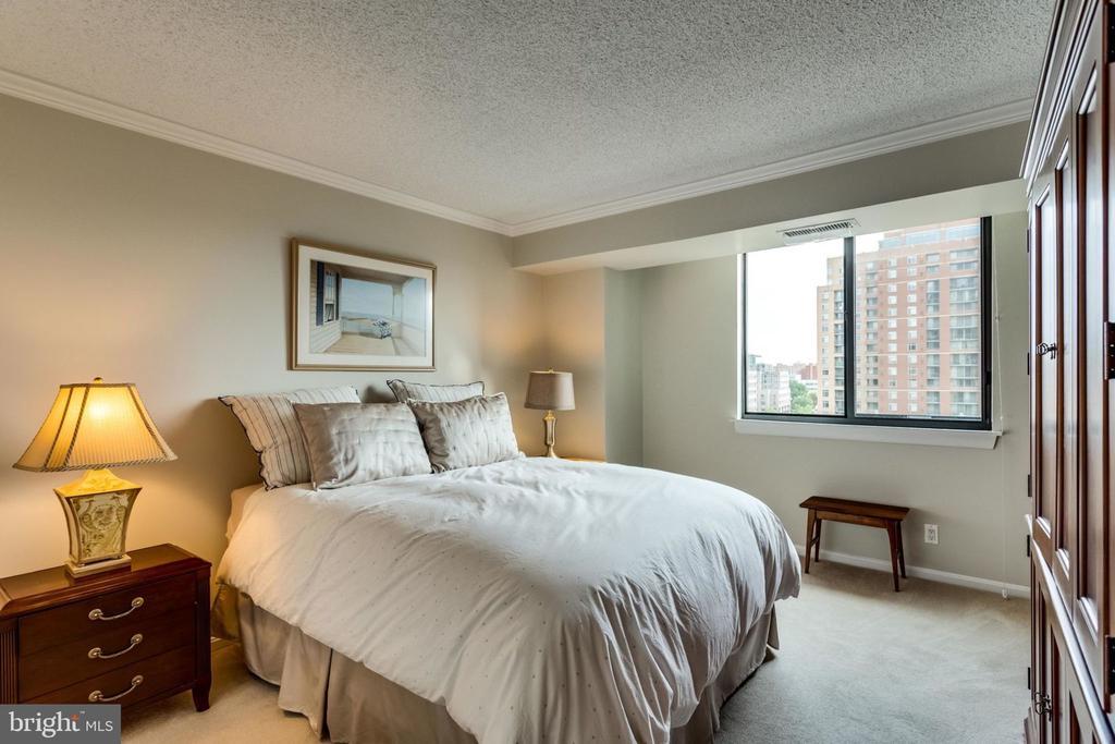 Bedroom 2 - Generous 11'.8