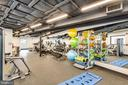 Well Equipped Newly Enlarged Fitness Room - 3800 FAIRFAX DR #704, ARLINGTON
