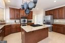 Warm Granite Countertops - 12515 SINGLE OAK RD, FREDERICKSBURG