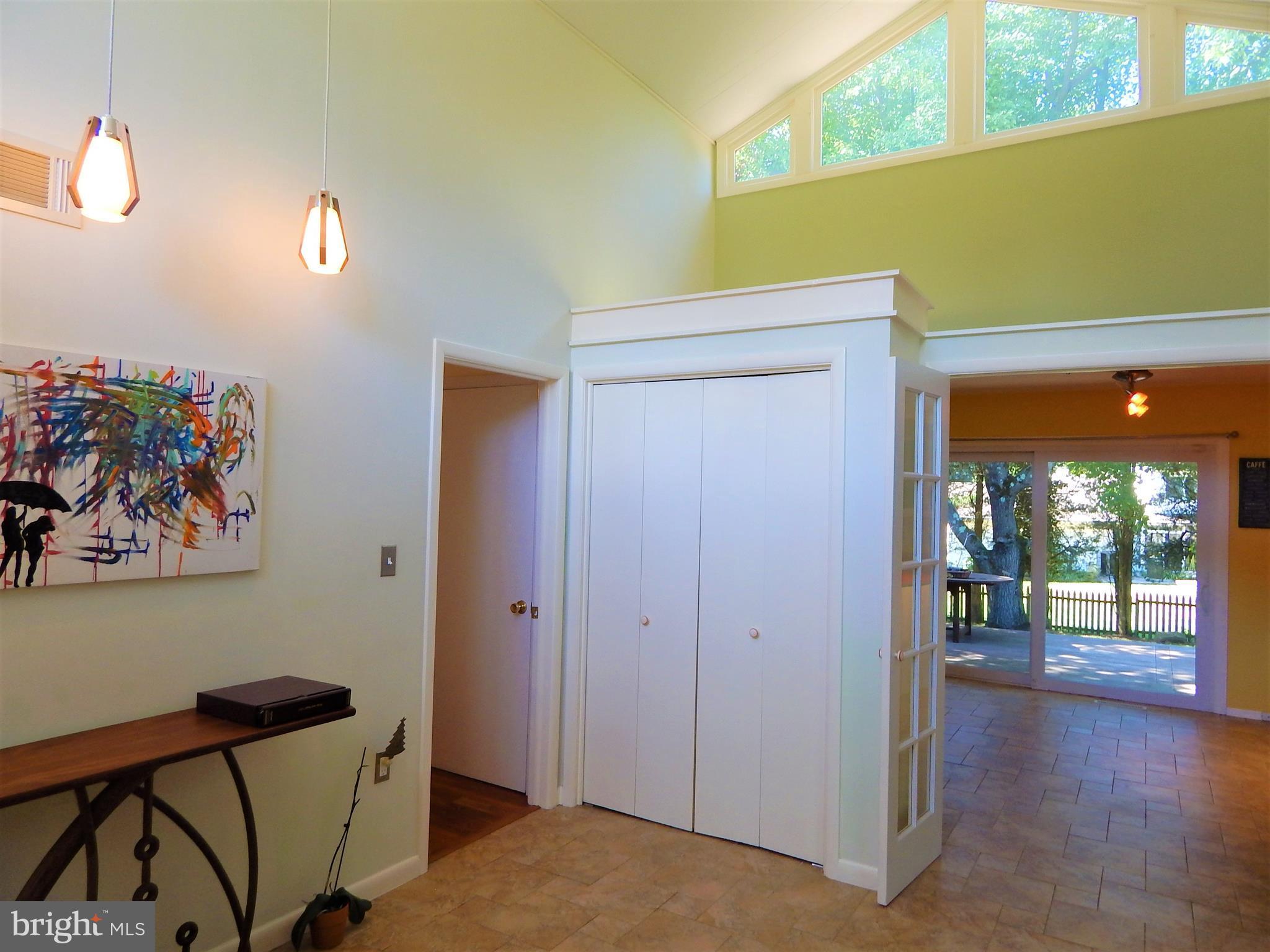 Dramatic Entrance Foyer