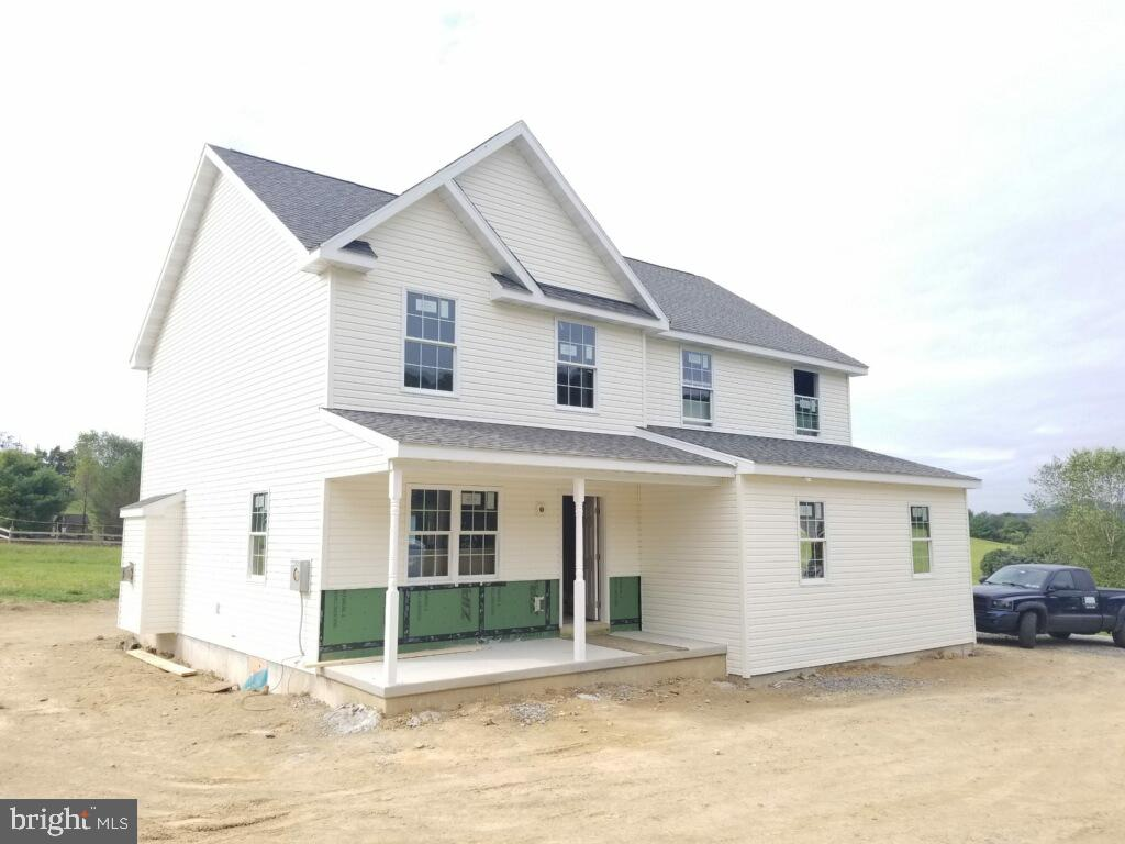 Single Family Homes for Sale at Kempton, Pennsylvania 19529 United States
