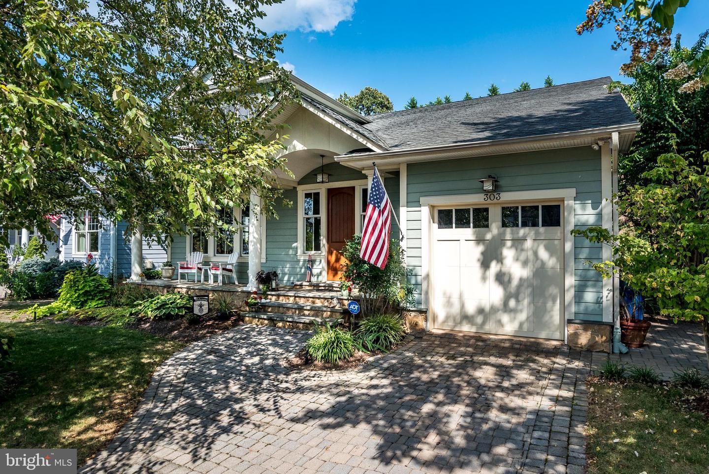 Single Family Homes per Vendita alle ore 303 StreetATE Street Annapolis, Maryland 21403 Stati Uniti