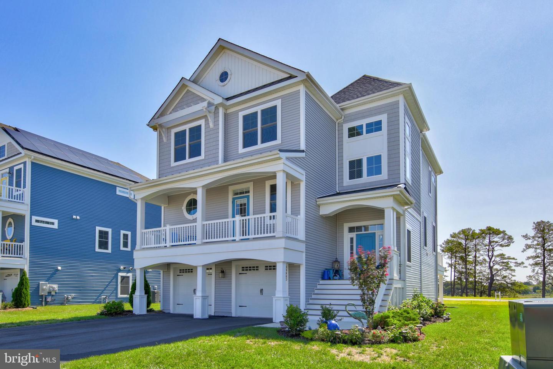Single Family Homes için Satış at Ocean View, Delaware 19970 Amerika Birleşik Devletleri