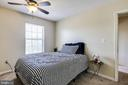 3rd bedroom - 3417 WOOD CREEK DR, SUITLAND