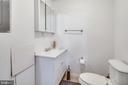 Lower level bath - 3417 WOOD CREEK DR, SUITLAND