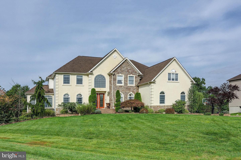 Single Family Homes för Försäljning vid Marlton, New Jersey 08053 Förenta staterna
