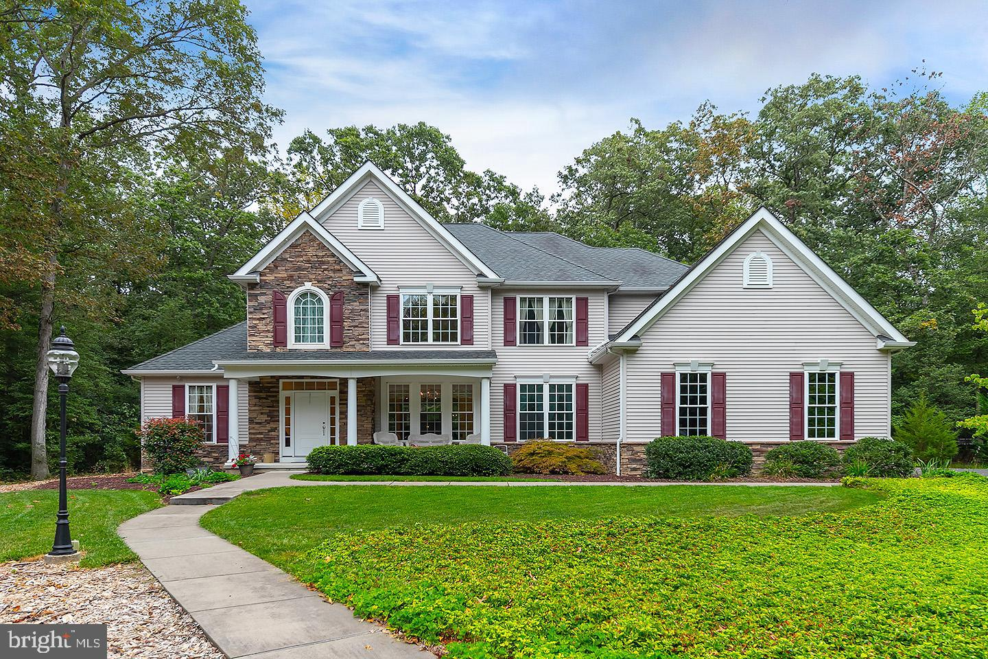 Single Family Homes for Sale at Monroeville, New Jersey 08343 United States
