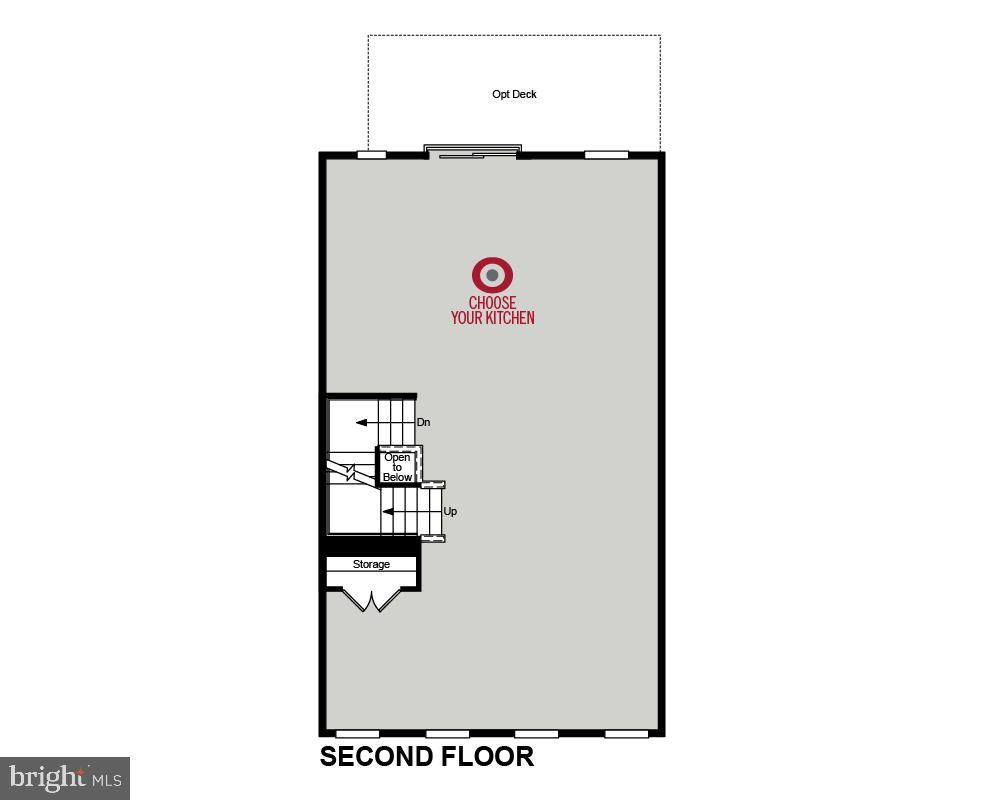Second Floor - 2345 MEADOWLARK GLEN RD, DUMFRIES