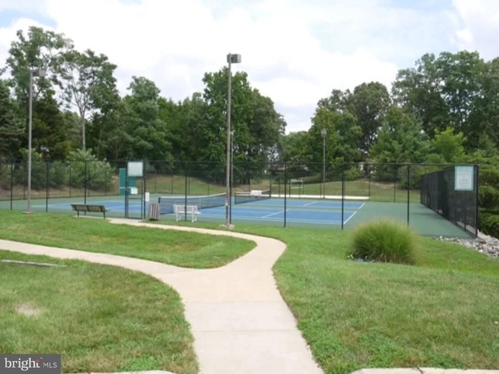 Tennis courts - 9806 RAMSAY DR, FREDERICKSBURG