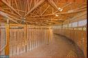 Interior Round Pen - 4800 BALLENGER CREEK PIKE, FREDERICK
