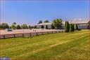 Riding ring & Indoor riding arena - 4800 BALLENGER CREEK PIKE, FREDERICK