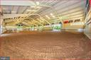 Indoor Riding arena, photo 2 - 4800 BALLENGER CREEK PIKE, FREDERICK