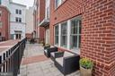 Wrap-Around Private Patio - 1418 N RHODES ST #B122, ARLINGTON