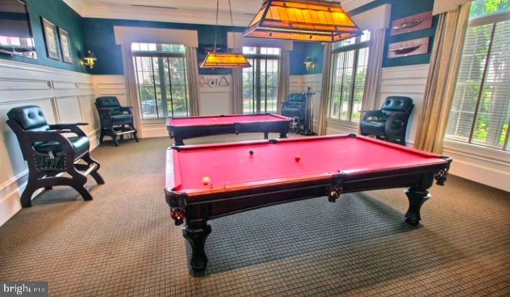 Billiards anyone? - 20630 HOPE SPRING TER #103, ASHBURN