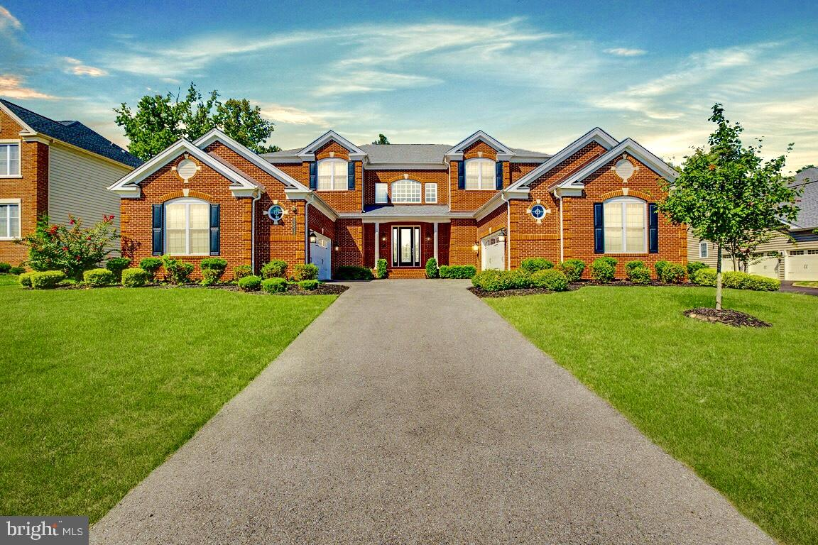 Single Family Homes voor Verkoop op Upper Marlboro, Maryland 20772 Verenigde Staten