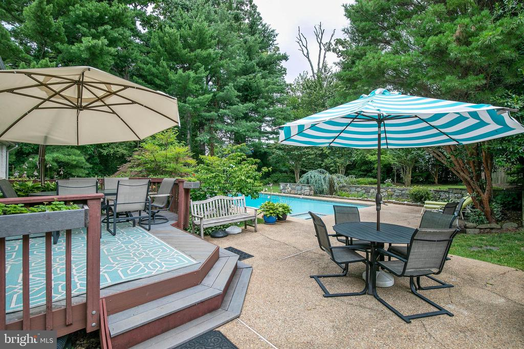 Vacation at HOME in your backyard - 2815 N LEXINGTON ST, ARLINGTON