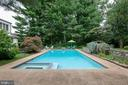 Enjoy your own private outdoor pool - 2815 N LEXINGTON ST, ARLINGTON