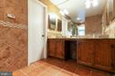 Master Bath - 2815 N LEXINGTON ST, ARLINGTON