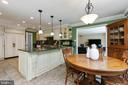 Updated Gourmet Kitchen - 2815 N LEXINGTON ST, ARLINGTON
