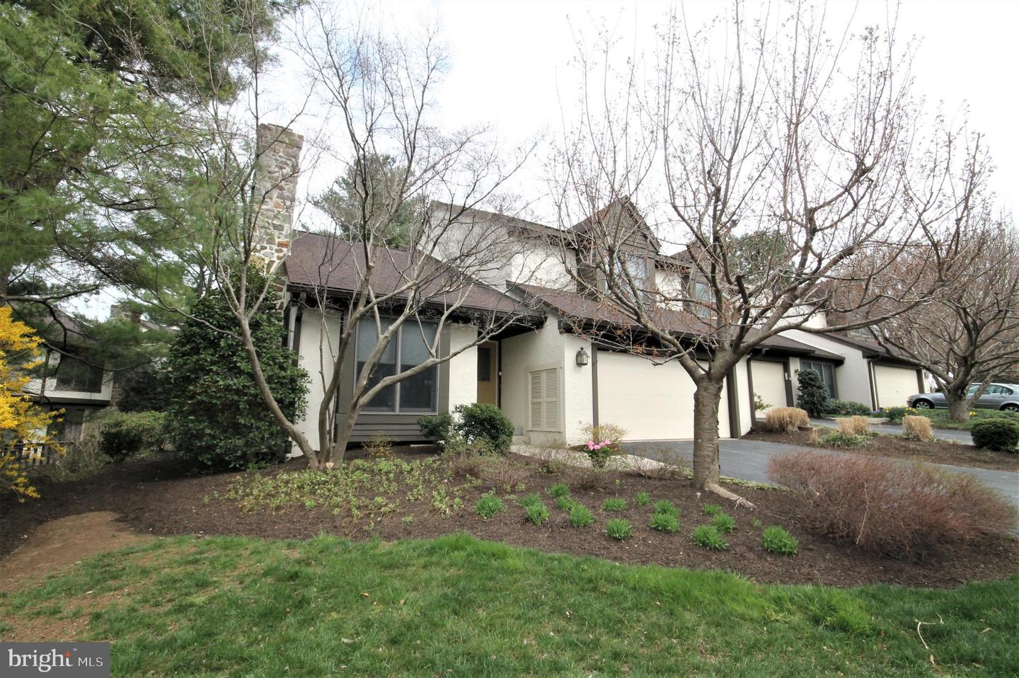 Single Family Homes for Sale at Chesterbrook, Pennsylvania 19087 United States