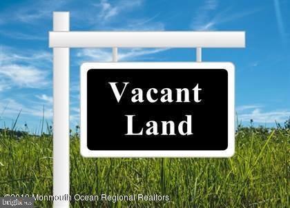 Terrain pour l Vente à Beachwood, New Jersey 08722 États-Unis
