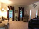 Formal living room - 9355 DEVILBISS BRIDGE RD, WALKERSVILLE