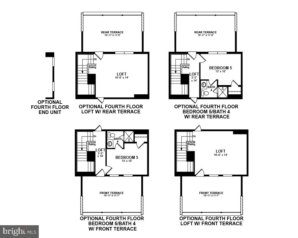 Fourth Floor (Options) - 5678 MEADOWLARK GLEN RD, DUMFRIES
