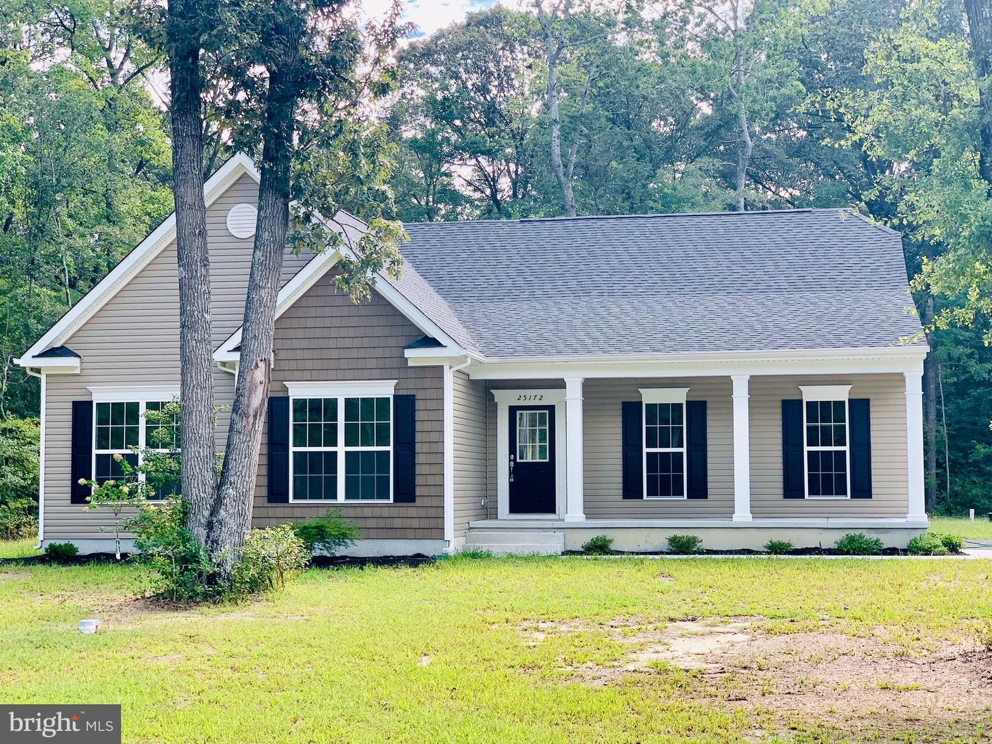 Photo of home for sale at 25173 Harmony Woods Drive, Millsboro DE