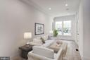Living Room - 410 K ST NE #1, WASHINGTON