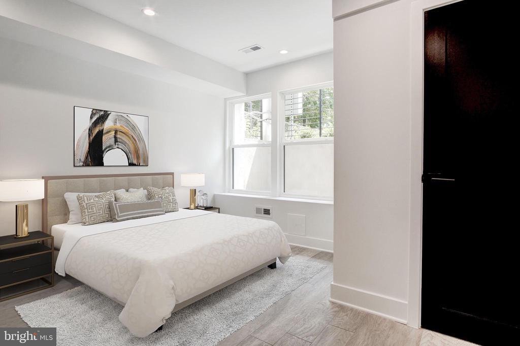 2nd Bedroom - 410 K ST NE #1, WASHINGTON