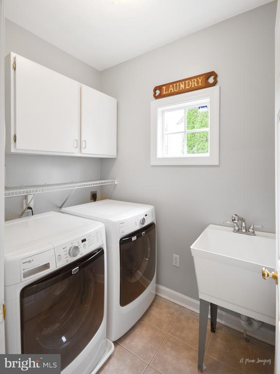 Laundry Room - 409 GLENBROOK DR, MIDDLETOWN