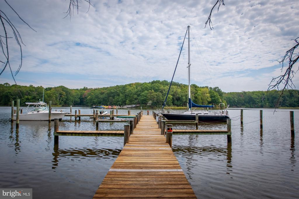 Community Pier - 3334 HARNESS CREEK RD, ANNAPOLIS