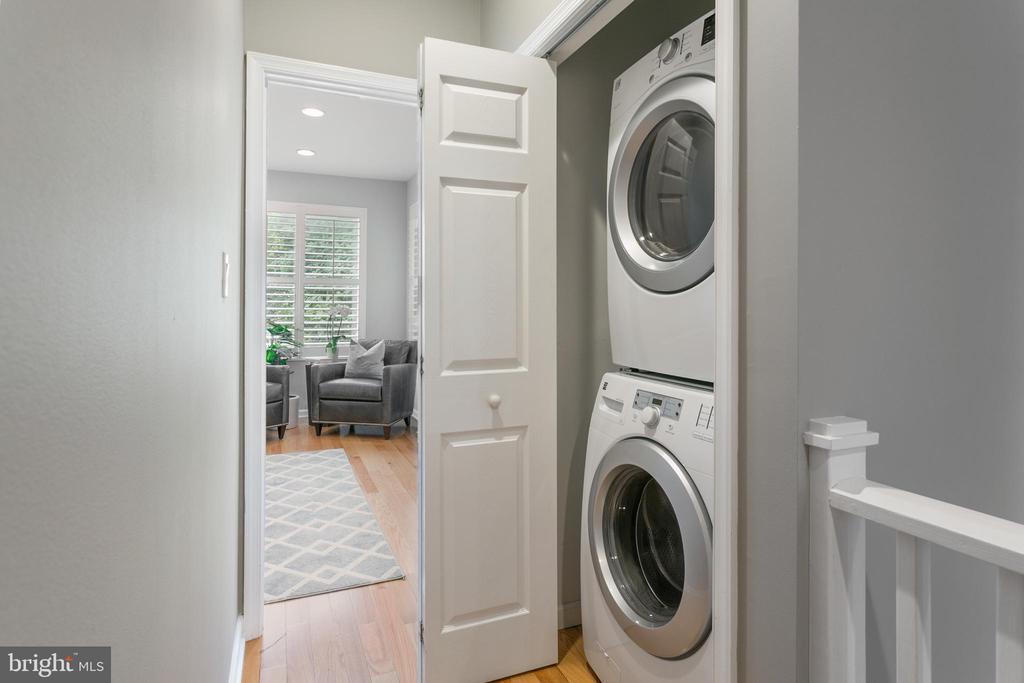 Washer/ Dryer - 2118 FLAGLER PL NW, WASHINGTON