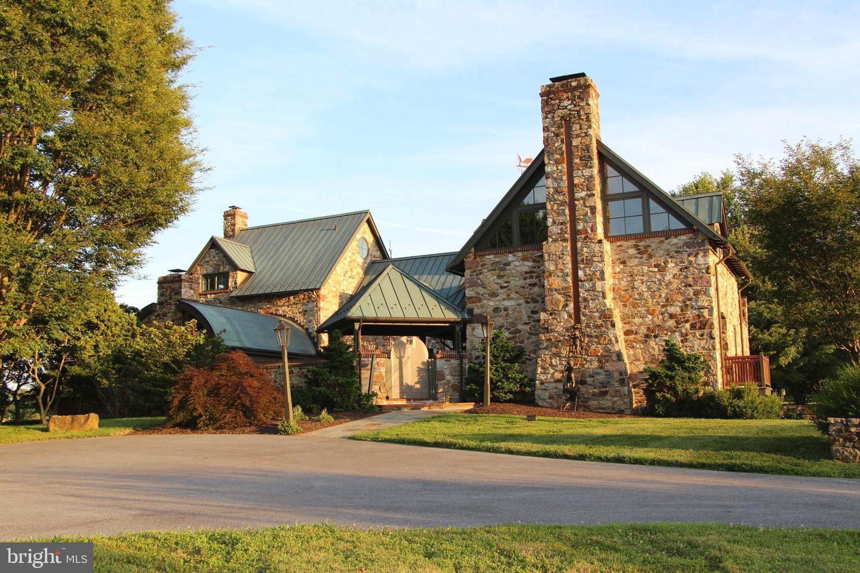 Single Family Homes för Försäljning vid Malvern, Pennsylvania 19355 Förenta staterna