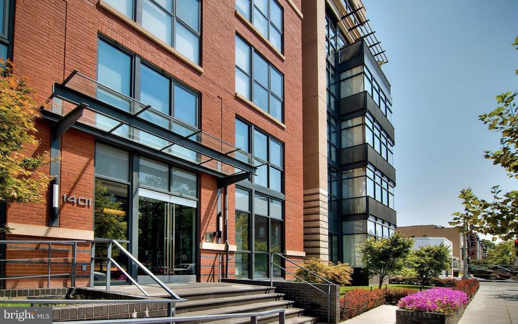 Entrance - 1401 Q ST NW #305, WASHINGTON