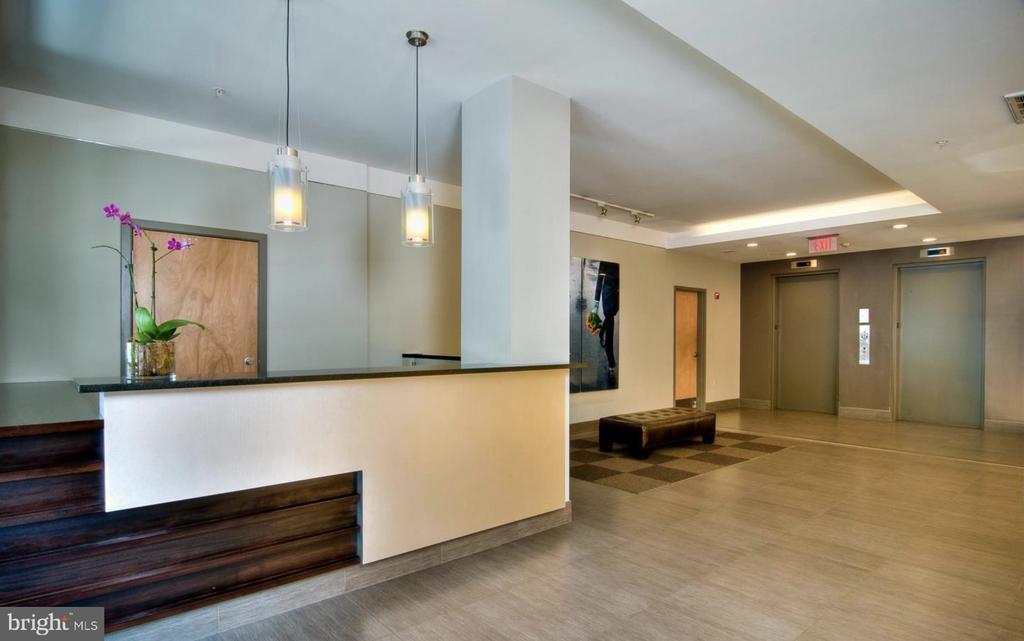 Lobby - 1401 Q ST NW #305, WASHINGTON