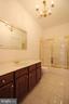 Main Level Bath - 1056 BELLVIEW PL, MCLEAN